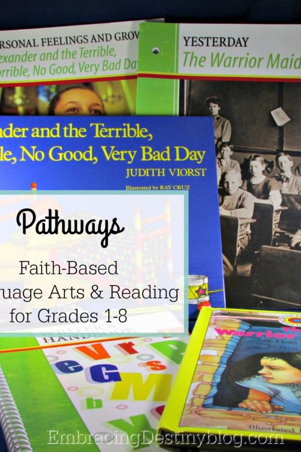 Pathways: Faith-Based Reading and Language Arts