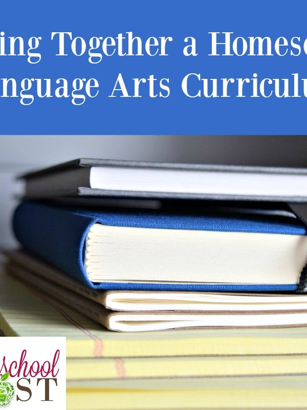 Putting Together a Homeschool Language Arts Curriculum