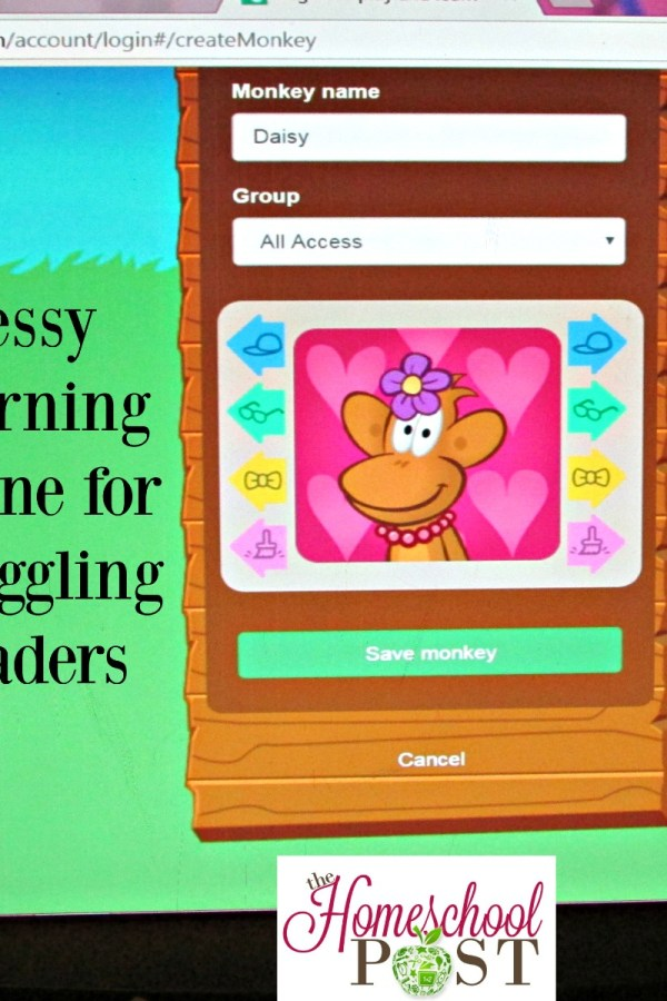 Nessy Learning Online for Struggling Readers
