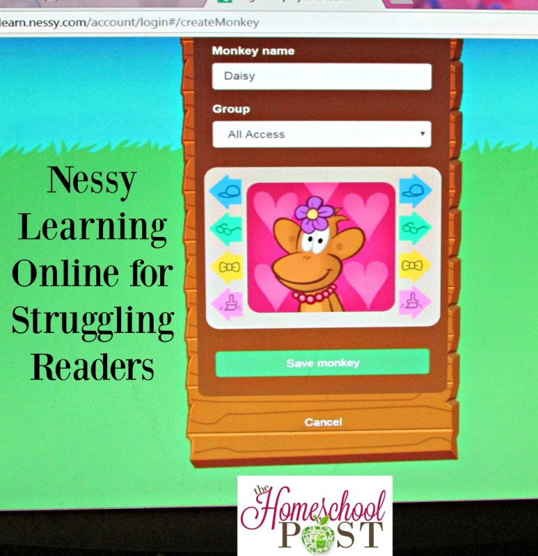 Nessy Learning Online for Struggling Readers | homeschool review