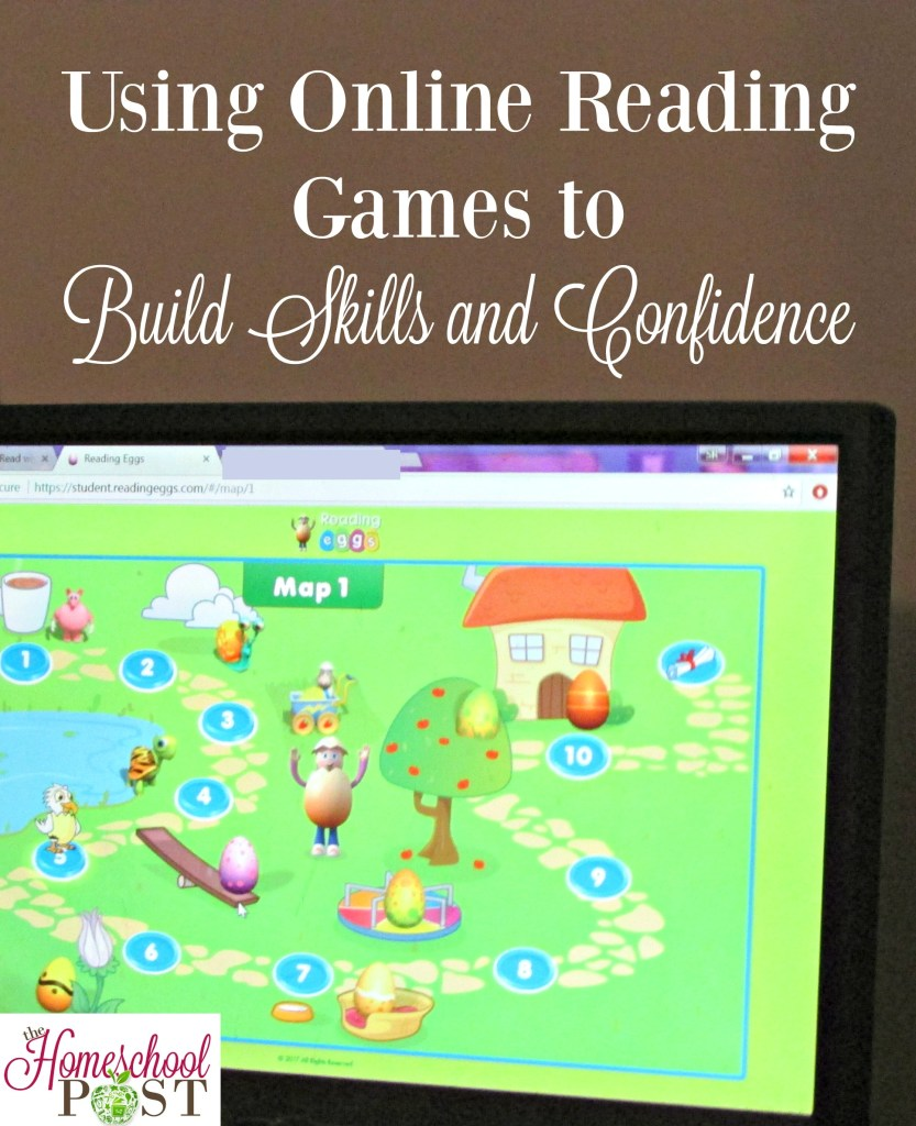Using Online Reading Games to Build Skills and Confidence | Heart ...