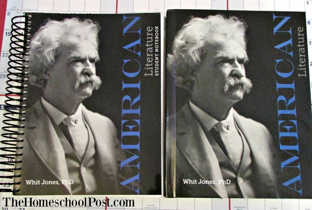 Apologia American Literature for high school | homeschooling