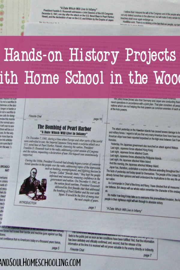 Hands-on Homeschooling with Lap Books