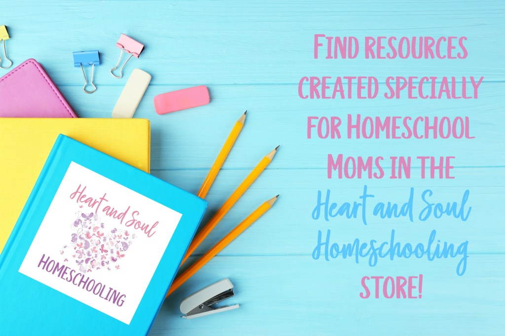Heart and Soul Homeschooling store