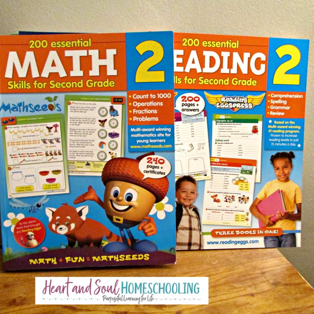 Build math skills + reading skills with Reading Eggs and Mathseeds