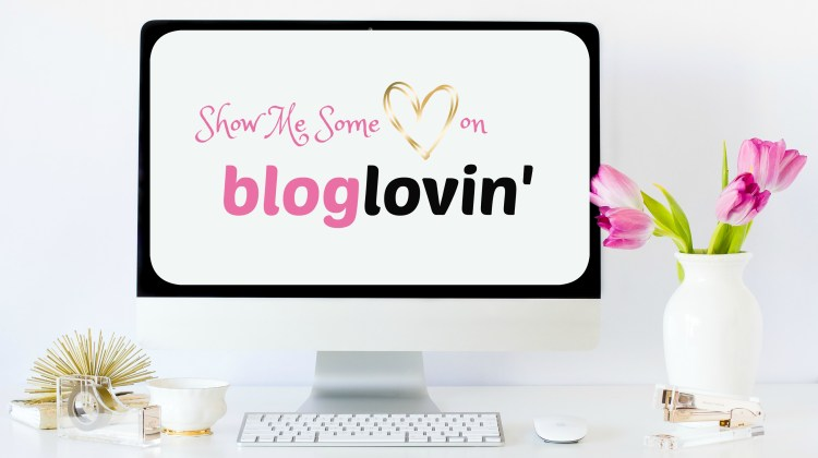 I'm on Bloglovin!