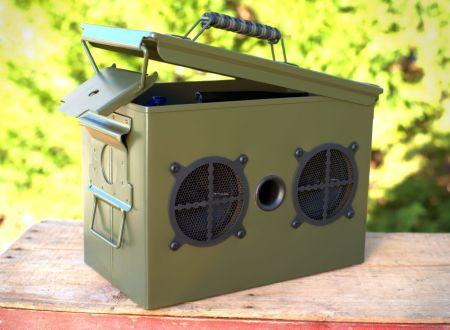 Ammo Audio Speaker