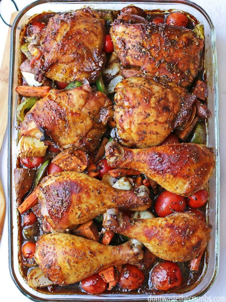 Sweet-and-Sticky-Chicken