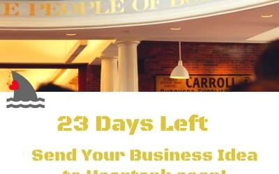 23 days left!