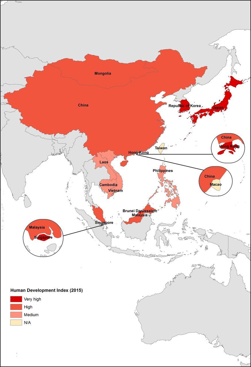 Rheumatic Heart Disease Across The Western Pacific Not