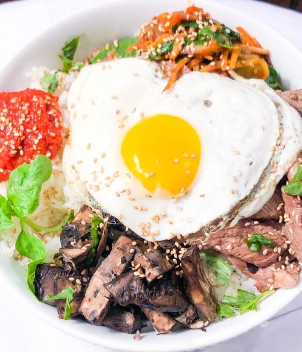 Korean Bibimbap Is The Ultimate Bowl