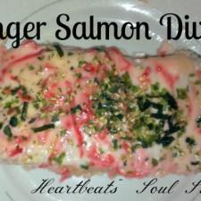 Ginger Salmon Divine