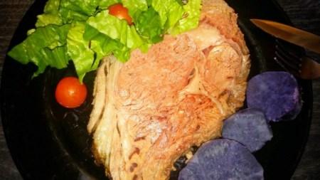 Roast Prime Rib of Beef Dinner