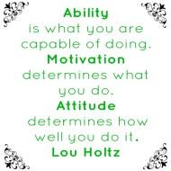 10 Ways to Get Motivated