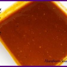 Sweet BBQ Sauce