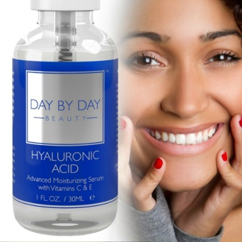 The anti aging effects of Hyaluronic Acid Serum