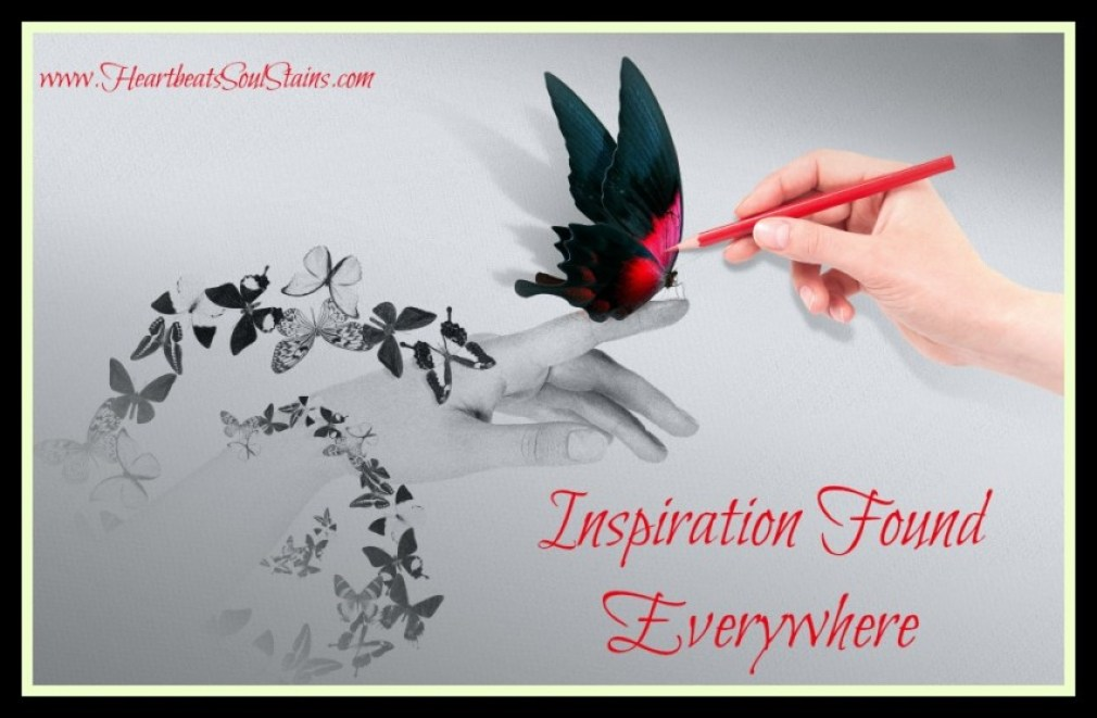 Inspiration found everywhere