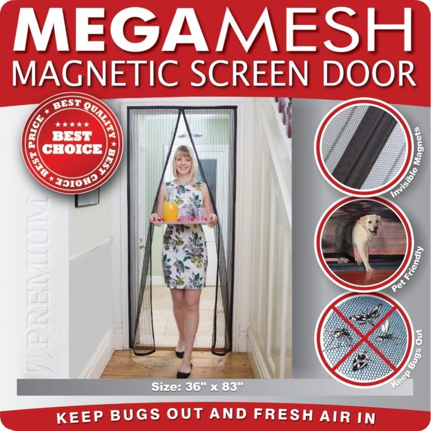 MegaMesh Screen Door review