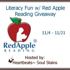 Literacy Fun w/ Red Apple Reading Giveaway