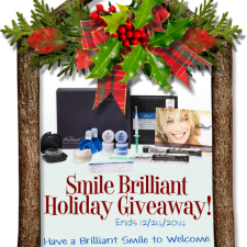 Smile Brilliant Holiday Giveaway