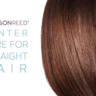 Hair Tutorial:  Winter Hair Care Tips for Straight Hair