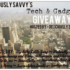 Deliciously Savvy's Tech & Gadget Giveaway