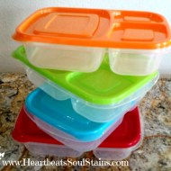 Plastic Bento Lunch Boxes By Sunsella