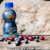 100% Raw Fruit Sports Drink By AMARA