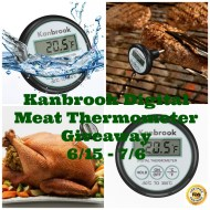 Kanbrook Digital Meat Thermometer Giveaway