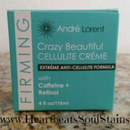 Crazy Beautiful Cellulite Creme By André Lorent