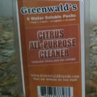 Citrus All-Purpose Cleaner 6 Pack By Greenwald's