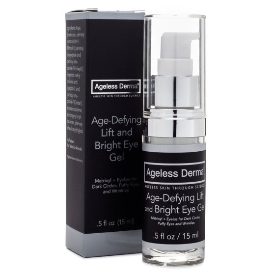 lift and bright eye gel