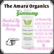 The Amara Organics Giveaway