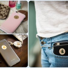 """Insta-Snap"" iPhone 6 Case by Easy-Tech"