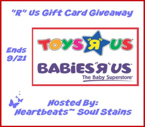r us gift card