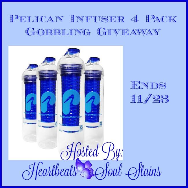 pelican infuser 4 pack