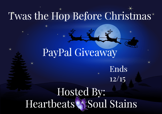 Twas the Hop Before Christmas PayPal Giveaway