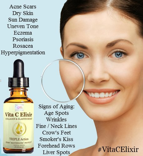 All in one Vita C Elixir
