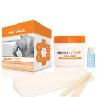 Hair Removal Spa Wax Kit By BodyHonee