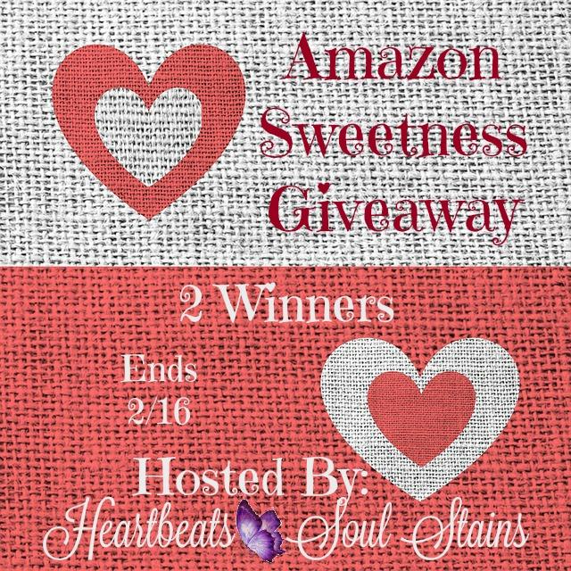 Amazon Sweetness Giveaway
