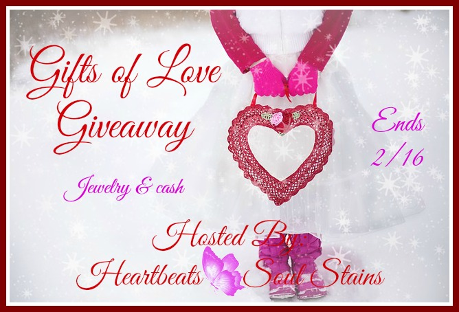 gifts of love giveaway