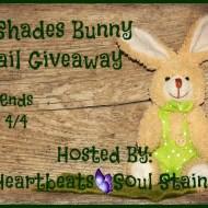 50 Shades Bunny Trail Giveaway + Hop