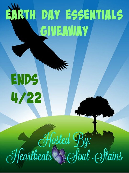 Earth day essentials giveaway