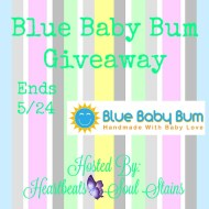 Blue Baby Bum + Amazon Giveaway + #HelloBabyHop