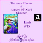 The Swan Princess & Amazon Gift Card Giveaway