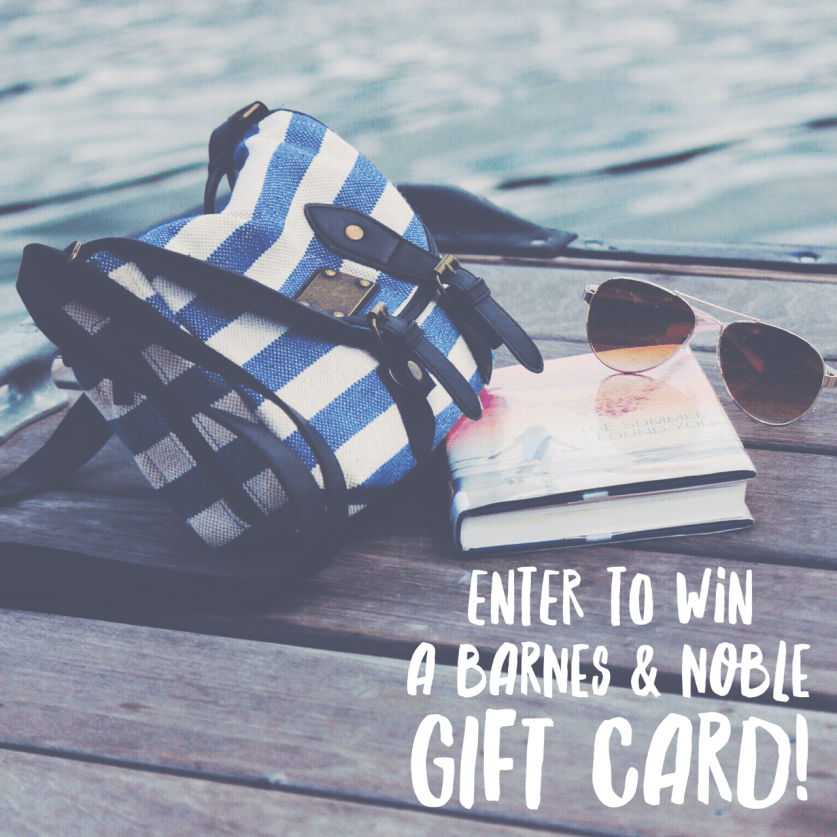 $100 Barnes & Noble Gift Card Giveaway