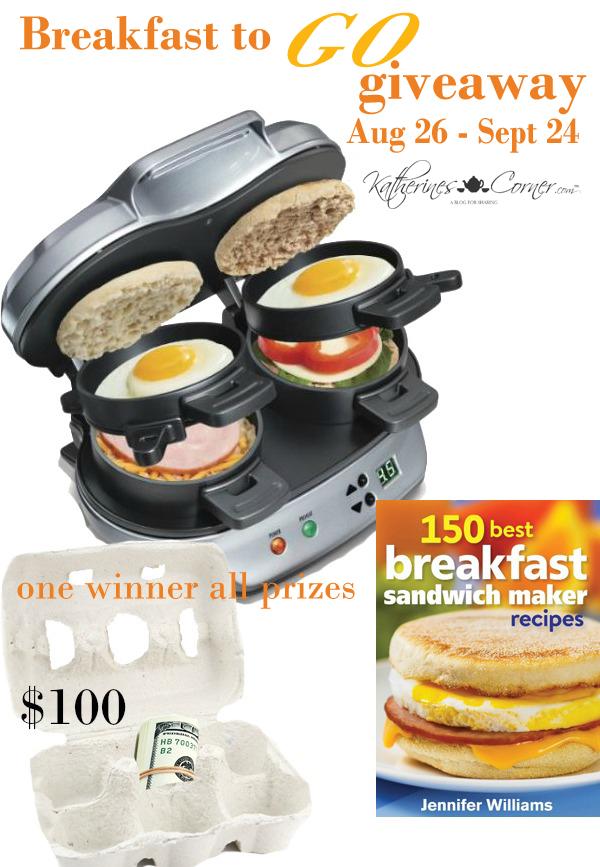 breakfast to go giveaway main