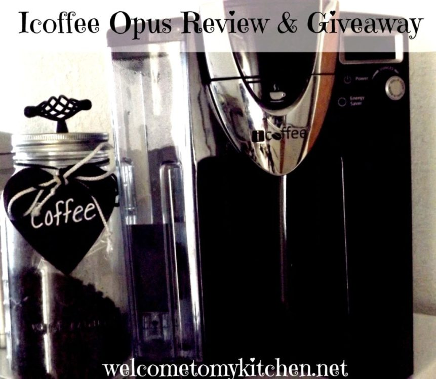 iCoffee Opus Giveaway