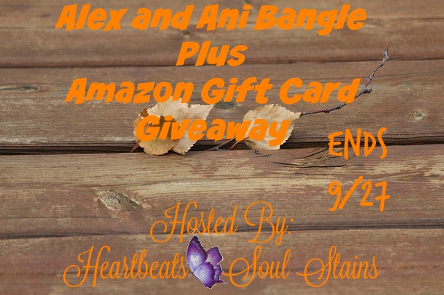 Alex and Ani Bangle Plus Amazon Gift Card Giveaway