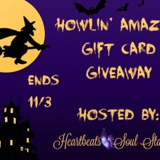 Howlin' Amazon Gift Card Giveaway